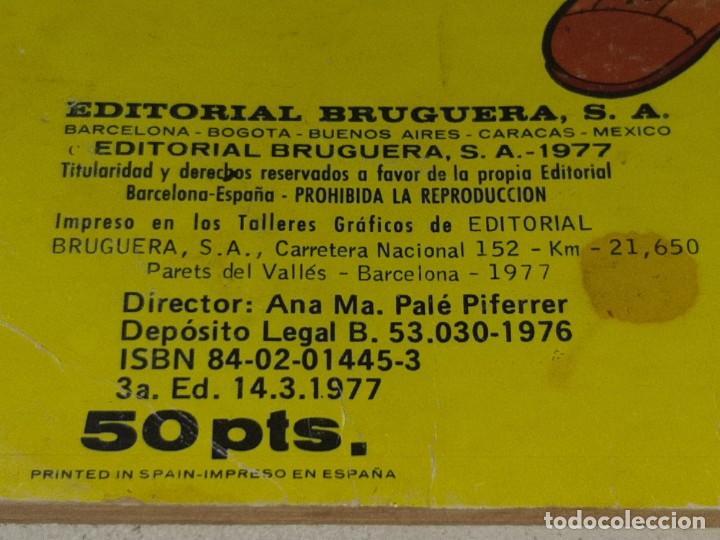 Tebeos: COLECCION OLE : PEPE GOTERA Y OTILIO Nº 1 LOMO CHAPUZAS A DOMICILIO 3ª EDICION AÑO 1977 ED. BRUGUERA - Foto 17 - 254395255