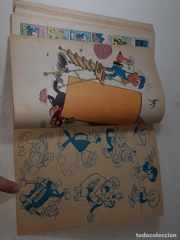 Tebeos: COLECCION OLE : PEPE GOTERA Y OTILIO Nº 1 LOMO CHAPUZAS A DOMICILIO 3ª EDICION AÑO 1977 ED. BRUGUERA - Foto 22 - 254395255