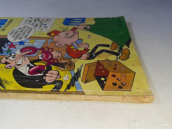 Tebeos: COLECCION OLE : EL BOTONES SACARINO Nº 3 LOMO - LIOS EN LA OFICINA 2ª EDICION AÑO 1972 ED. BRUGUERA - Foto 8 - 254396870