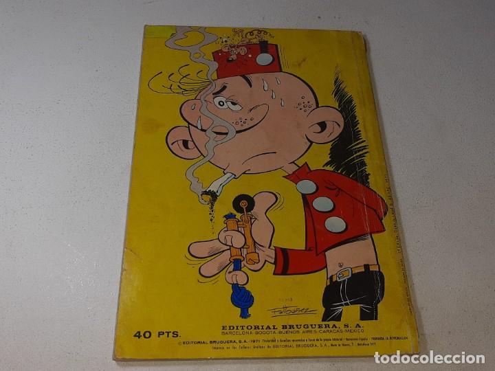 Tebeos: COLECCION OLE : EL BOTONES SACARINO Nº 3 LOMO - LIOS EN LA OFICINA 2ª EDICION AÑO 1972 ED. BRUGUERA - Foto 10 - 254396870
