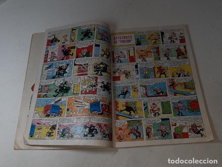 Tebeos: COLECCION OLE : EL BOTONES SACARINO Nº 3 LOMO - LIOS EN LA OFICINA 2ª EDICION AÑO 1972 ED. BRUGUERA - Foto 18 - 254396870