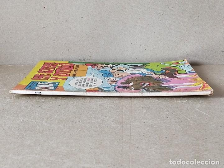Tebeos: COLECCION OLE: PEPE GOTERA Y OTILIO Nº 60 (NUMERO EN EL LOMO) - BRUGUERA 2ª Edición. 1975 - Foto 3 - 254424710