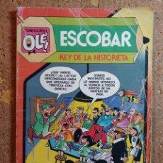 Tebeos: COMIC OLE DE ESCOBAR REY DE LA HISTORIETA DEL AÑO 1985 Nº 299. Lote 254474200