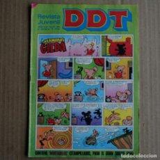 Tebeos: DDT, Nº 264. BRUGUERA, 1972. LITERACOMIC. Lote 254500865