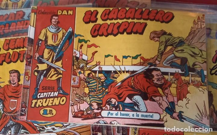 Tebeos: EL CAPITAN TRUENO -ORIGINAL COMPLETA CON LOS 7 EXTRAS-MEJORADOS LOS 50 PRIMEROS- VER FOTOS Y PRECIOS - Foto 50 - 254142655