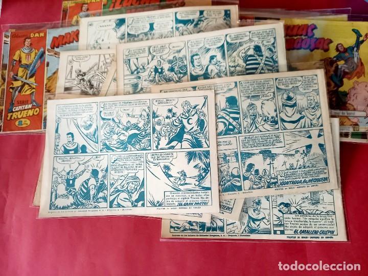 Tebeos: EL CAPITAN TRUENO -ORIGINAL COMPLETA CON LOS 7 EXTRAS-MEJORADOS LOS 50 PRIMEROS- VER FOTOS Y PRECIOS - Foto 51 - 254142655