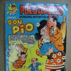 Tebeos: Nº 4 DE 1949 LAS MEJORES HISTORIAS DE PULGARCITO DON PIO SERIE MAGOS DEL LÁPIZ PEÑARROYA PULGARCITO. Lote 254574800