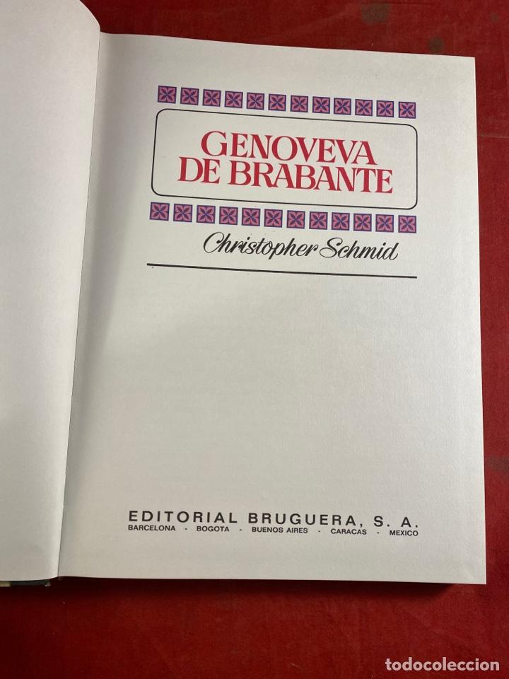 Tebeos: GENOVEVA DE BRABANTE - Foto 2 - 254676170