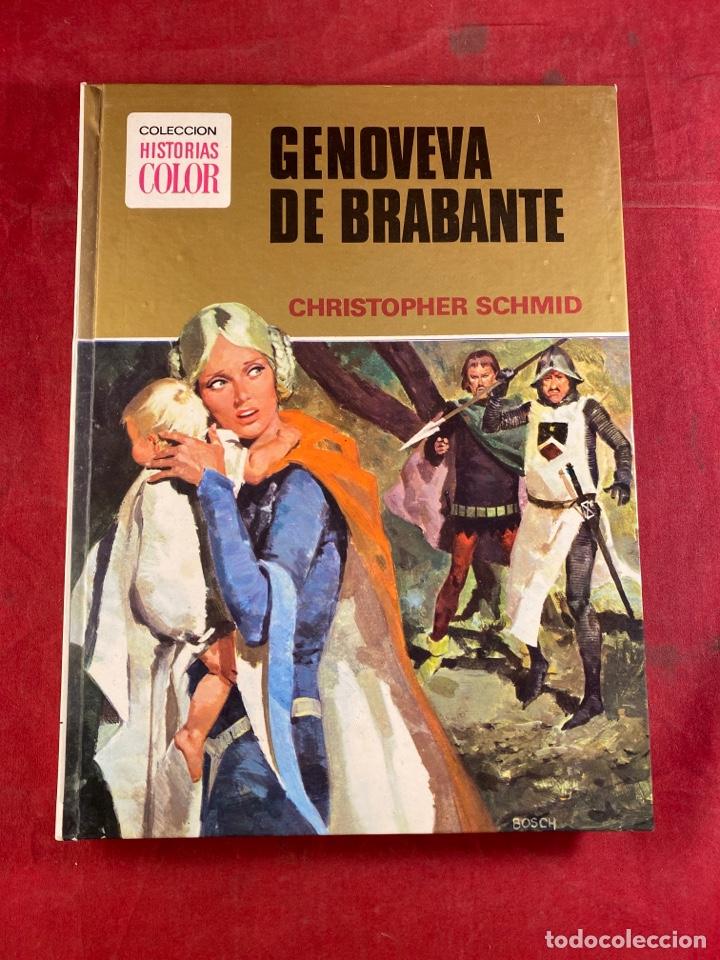 GENOVEVA DE BRABANTE (Tebeos y Comics - Bruguera - Historias Selección)