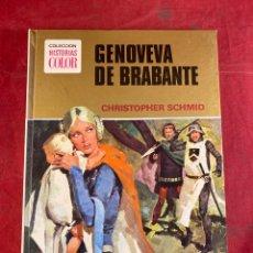Tebeos: GENOVEVA DE BRABANTE. Lote 254676170