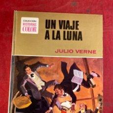 Tebeos: UN VIAJE A LA LUNA JULIO VERNE. Lote 254676350