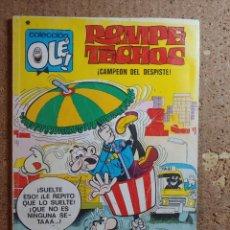 Tebeos: COMIC DE OLE ROMPE TECHOS EN CAMPEON DE DESPISTES DEL AÑO 1978 Nº 36. Lote 254681940