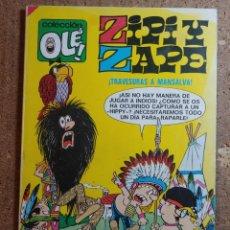 Tebeos: COMIC DE OLE ZIPI Y ZAPE EN TRAVESURAS A MANSALVA DEL AÑO 1980 Nº 26. Lote 254684720