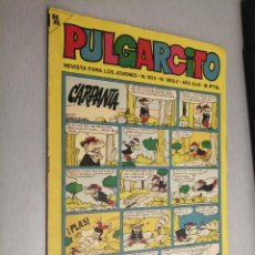 Tebeos: PULGARCITO Nº 1875 CON SHERIFF KING / BRUGUERA. Lote 254697200