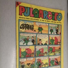 Tebeos: PULGARCITO Nº 1889 CON SHERIFF KING / BRUGUERA. Lote 254697290