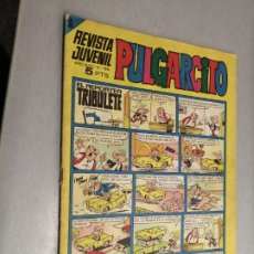 Tebeos: PULGARCITO Nº 1911 CON SHERIFF KING / BRUGUERA. Lote 254707395