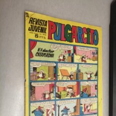 Tebeos: PULGARCITO Nº 1915 CON SHERIFF KING / BRUGUERA. Lote 254707765