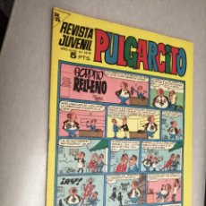 Tebeos: PULGARCITO Nº 1919 CON SHERIFF KING / BRUGUERA. Lote 254708260