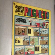 Tebeos: PULGARCITO Nº 1920 CON SHERIFF KING / BRUGUERA. Lote 254708485