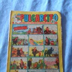 Tebeos: PULGARCITO Nº 1397 CON EL CAPITAN TRUENO EDITORIAL BRUGUERA. Lote 254723150