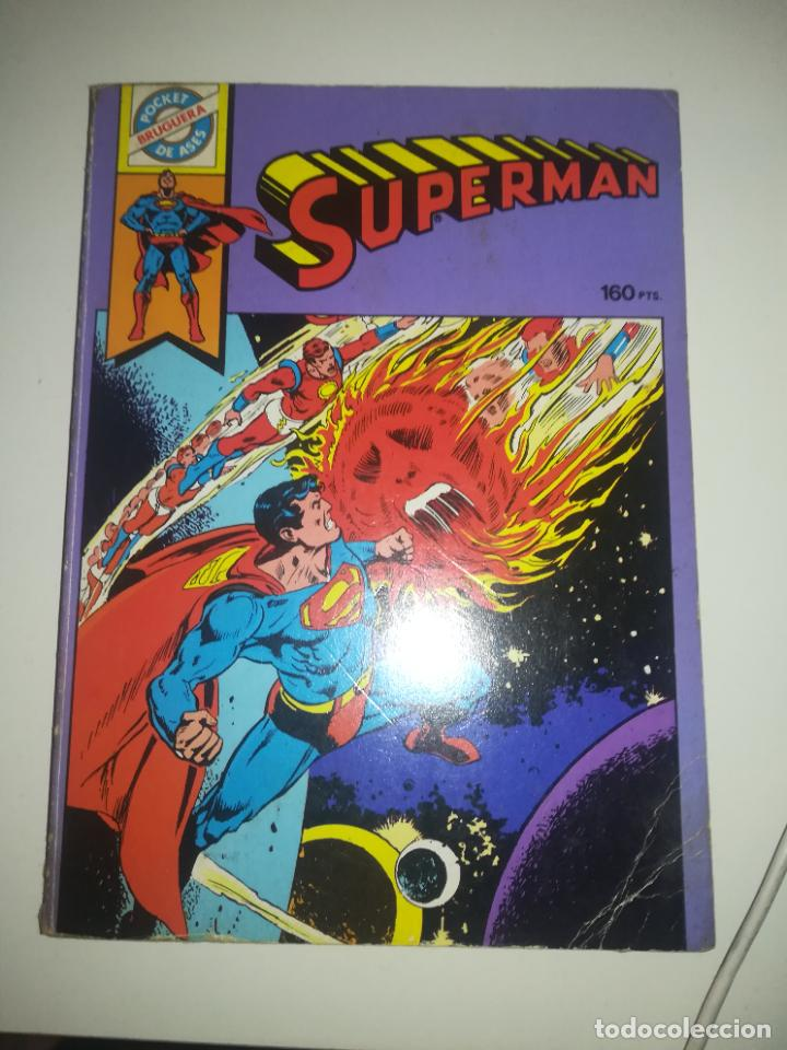SUPERMAN POCKET DE ASES #5 (Tebeos y Comics - Bruguera - Otros)