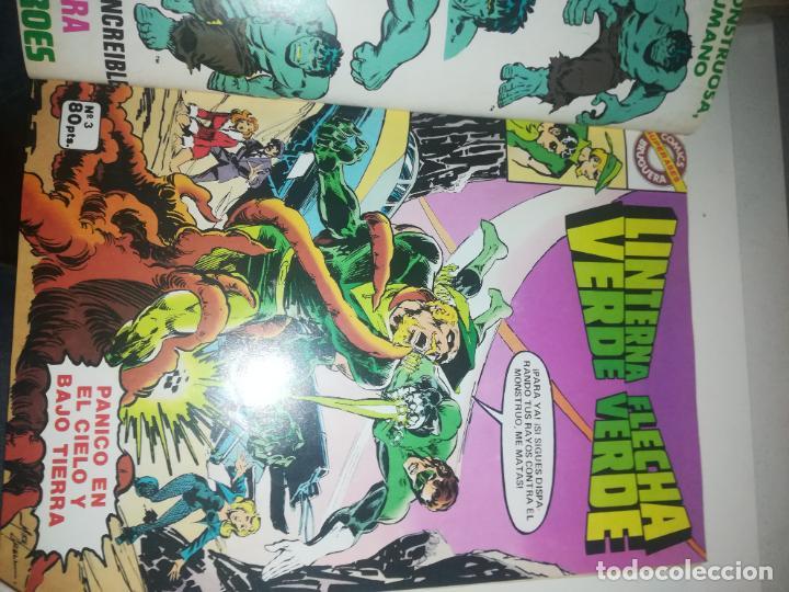 Tebeos: SELECCIONES DE COMICS BRUGUERA #2 (BATMAN GREEN LANTERN FLASH…) - Foto 4 - 254732665