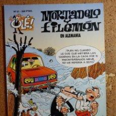 Livros de Banda Desenhada: COMIC DE OLE MORTADELO Y FILEMÓN EN ALEMANIA DEL AÑO 1994 Nº 91. Lote 254858870