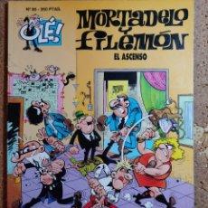 Livros de Banda Desenhada: COMIC DE OLE MORTADELO Y FILEMÓN EN EL ASCENSO DEL AÑO 1994 Nº 88. Lote 254858980