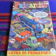 Tebeos: PULGARCITO EXTRA DE PRIMAVERA 1974 CON EL SHERIFF KING. BRUGUERA 30 PTS. BUEN ESTADO.. Lote 254864225