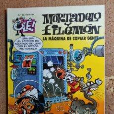 Livros de Banda Desenhada: COMIC DE OLE MORTADELO Y FILEMON EN LA MAQUINA DE COPIAR GENTE DEL AÑO 1999 Nº 36. Lote 254880260