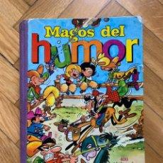 Tebeos: MAGOS DEL HUMOR VOLÚMEN XIII: CINE LOCURAS - SIR TIM O'THEO - ANACLETO - ZIPI Y ZAPE - SACARINO. Lote 254885955