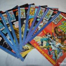 Tebeos: LA GUERRA DE LAS GALAXIAS / STAR WARS COMICS BRUGUERA - NÚM. 1, 7, 8, 9, 10, 11, 12, 13 Y 14 ¡MIRA!. Lote 254905025