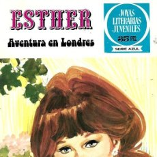 Tebeos: ESTHER,EDITORIAL BRUGUERA, JOYAS LITERARIAS JUVENILES SERIE AZUL Nº 41. Lote 254921470