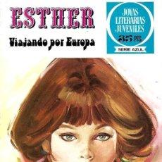 Tebeos: ESTHER,EDITORIAL BRUGUERA, JOYAS LITERARIAS JUVENILES SERIE AZUL Nº 35. Lote 254922265