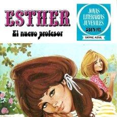 Tebeos: ESTHER,EDITORIAL BRUGUERA, JOYAS LITERARIAS JUVENILES SERIE AZUL Nº 16. Lote 254924105