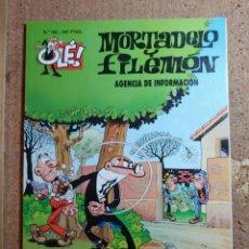 Tebeos: COMIC DE OLE MORTADELO Y FILEMON EN AGENCIA DE INFORMACION DEL AÑO 1998 Nº 106. Lote 254930935