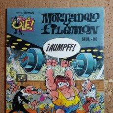 Tebeos: COMIC DE OLE MORTADELO Y FILEMON EN SEUL - 88 DEL AÑO 1993 Nº 14. Lote 254932035