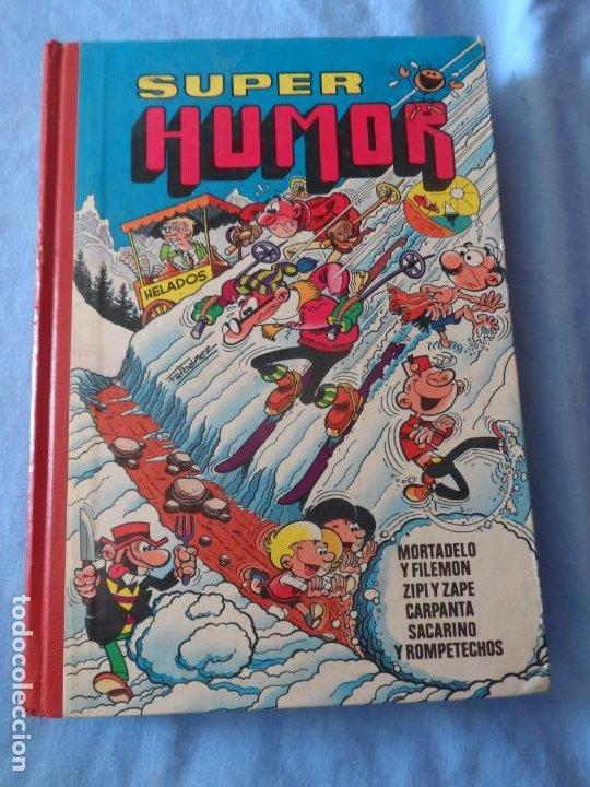 SUPER HUMOR Nº 31 EDITORIAL BRUGUERA (Tebeos y Comics - Bruguera - Super Humor)