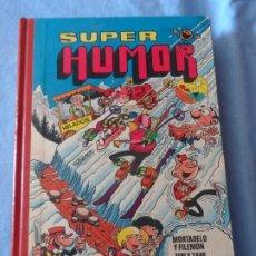Tebeos: SUPER HUMOR Nº 31 EDITORIAL BRUGUERA. Lote 254954080