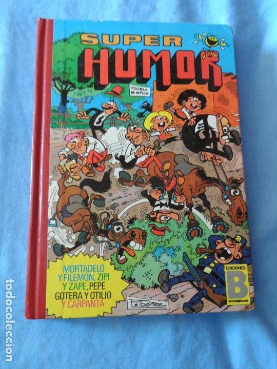 SUPER HUMOR Nº 41 EDICIONES B (Tebeos y Comics - Bruguera - Super Humor)