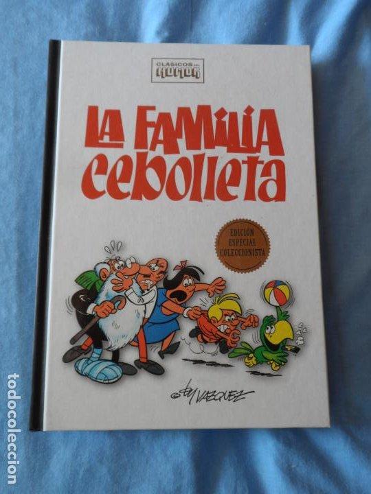 CLASICOS DEL HUMOR N º 9 LA FAMILIA CEBOLLETA (Tebeos y Comics - Bruguera - Super Humor)
