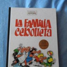 Tebeos: CLASICOS DEL HUMOR N º 9 LA FAMILIA CEBOLLETA. Lote 254959560