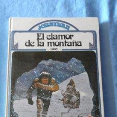Tebeos: COLECCION JET - Nº 17 - JONATHAN - EL CLAMOR DE LA MONTAÑA EDITORIAL BRUGUERA - 1985 - TAPA DURA. Lote 254967600
