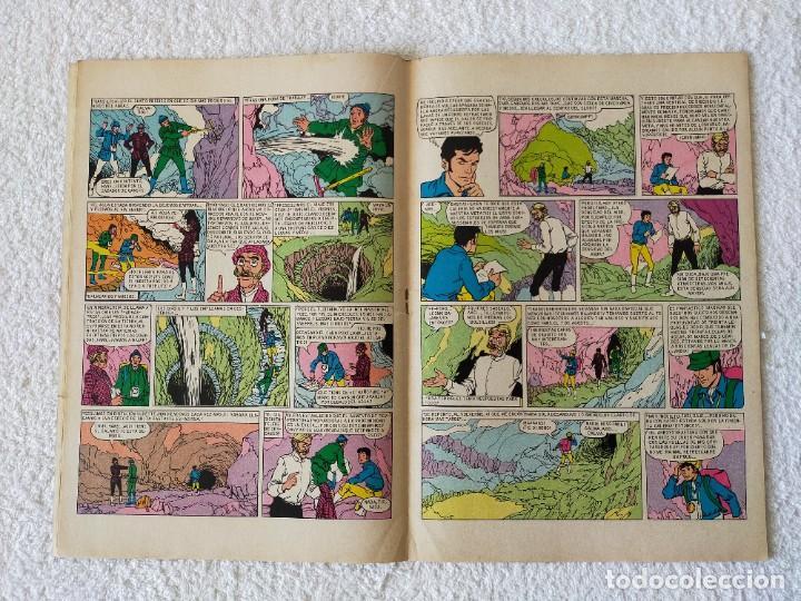 Tebeos: JOYAS LITERARIAS JUVENILES. Nº 21: VIAJE AL CENTRO DE LA TIERRA - 5º Edición 1979 - Edit BRUGUERA - Foto 3 - 255001325