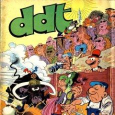 Tebeos: DDT EXTRA DE VERANO 1974 (BRUGUERA, 1974). Lote 255012880