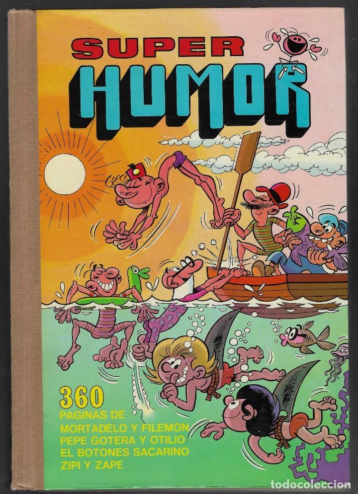 BRUGUERA -- SUPER HUMOR VOL. 1 -- 3ª EDICIÓN (Tebeos y Comics - Bruguera - Super Humor)
