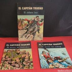 Tebeos: EL CAPITAL TRUENO EL VICTOR MORA FUENTE MAN. Lote 255382455