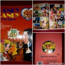 Tebeos: REVISTA CANDY CANDY CORAZON Nº 15 CONTIENE EL POSTER BRUGUERA 1984. Lote 255393630