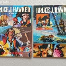Tebeos: BRUCE J.HAWKER BRUGUERA JET. Lote 255410000