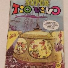 Tebeos: SUPER TIO VIVO Nº 109 - BRUGUERA - AÑO 1981 - 52 PAGS.. Lote 255411745